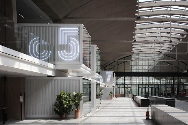 La Station F par Patrick Tourneboeuf