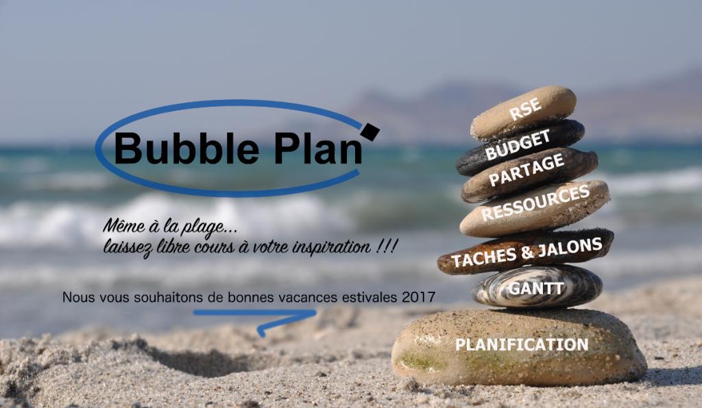 Organisation de projet à la plage