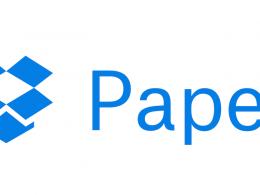 Logo DropBox Paper