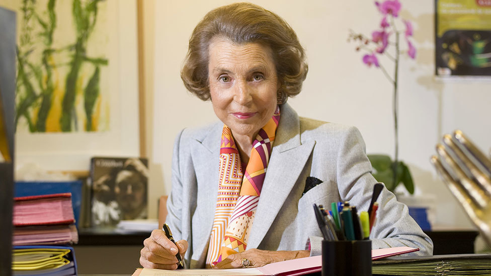 Liliane Bettencourt, entrepreneuse de talent - L'Oréal