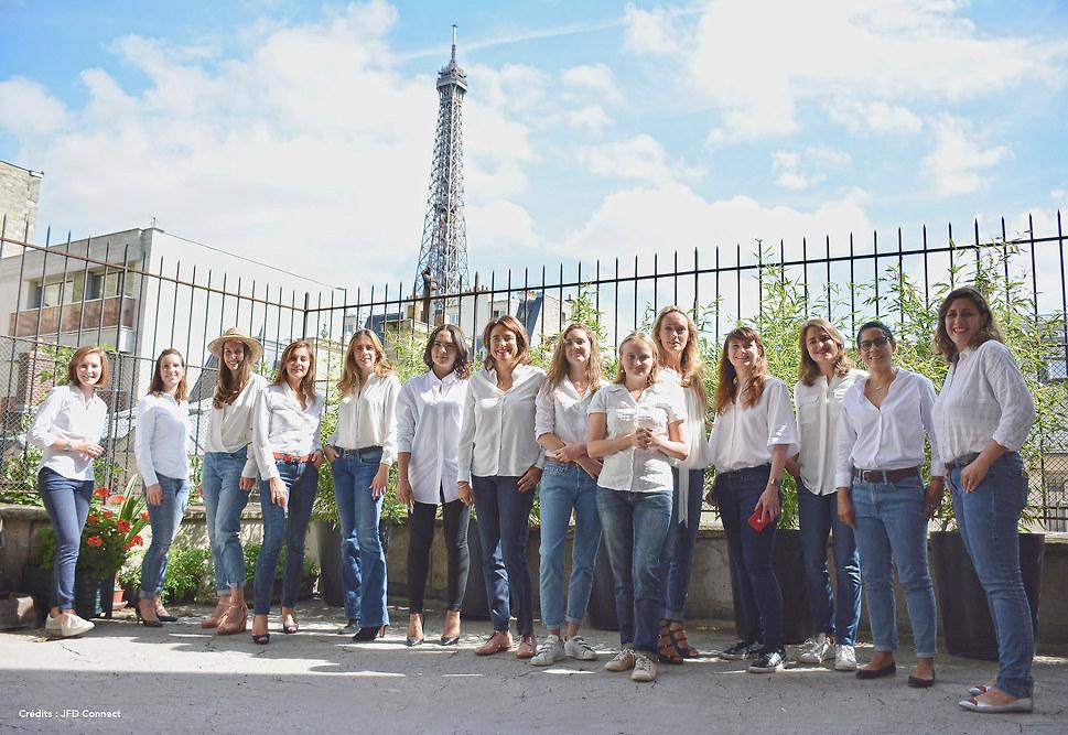 Les startupeuses françaises se rebellent