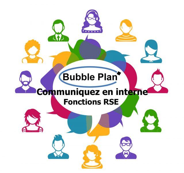 Communiquer en gestion de projet - RSE Bubble Plan