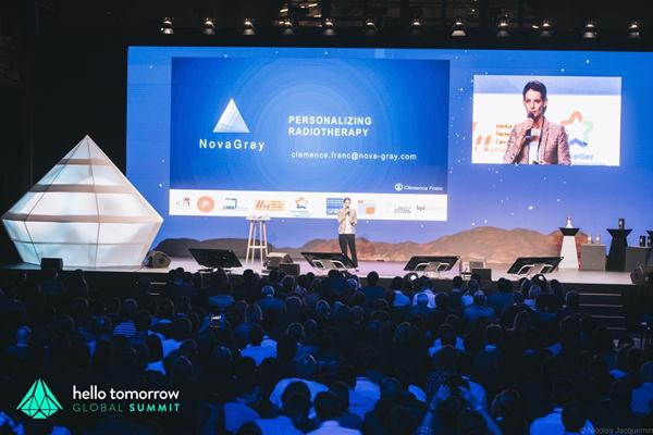 NovaGray Prix innovation