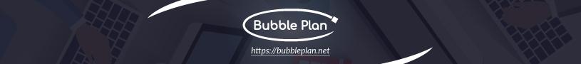 Nouvelle charte Bubble Plan