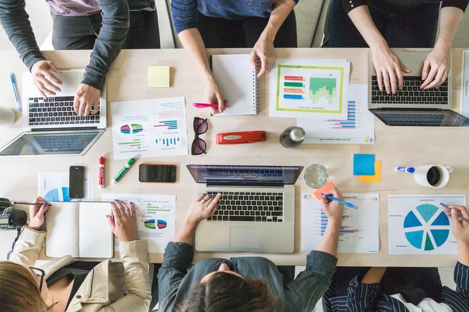 Travail collaboratif en gestion de projet