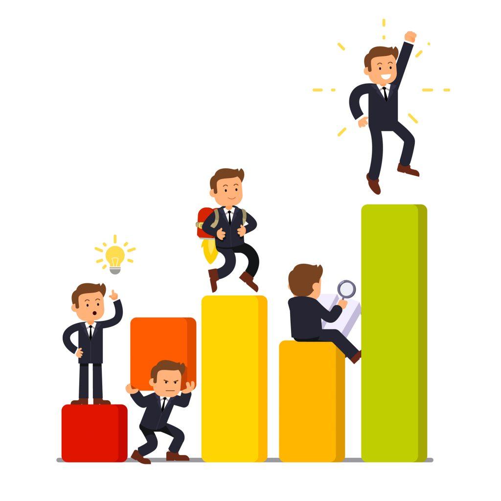 Chef de projet et ses 5 compétences fondamentales