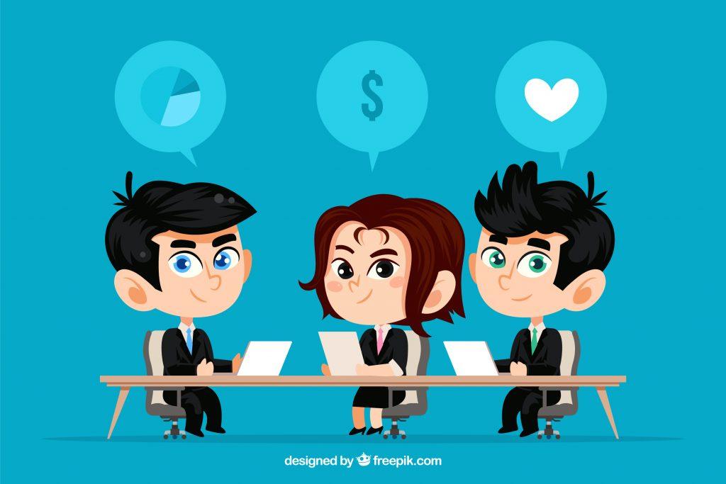 3 trucs à mettre en place pour réussir son projet - équipe, communication, ...
