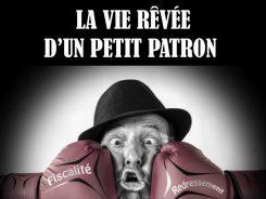 Affiche spectacle Toni Rostini sur les startups et l'entreprise