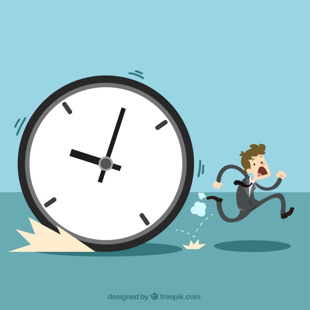 Ne pas courir après le temps avec la bonne méthode de gestion projet