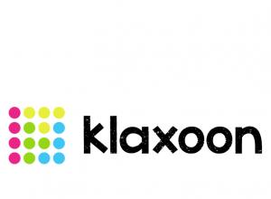 Logo de la startup collaborative Klaxoon