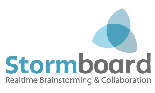 Logo du logiciel collaboratif Stormboard