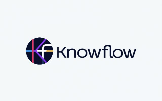 Logo de l'outil collaboratif KnowFlow