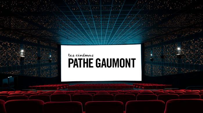 salle de cinéma Pathé Gaumont