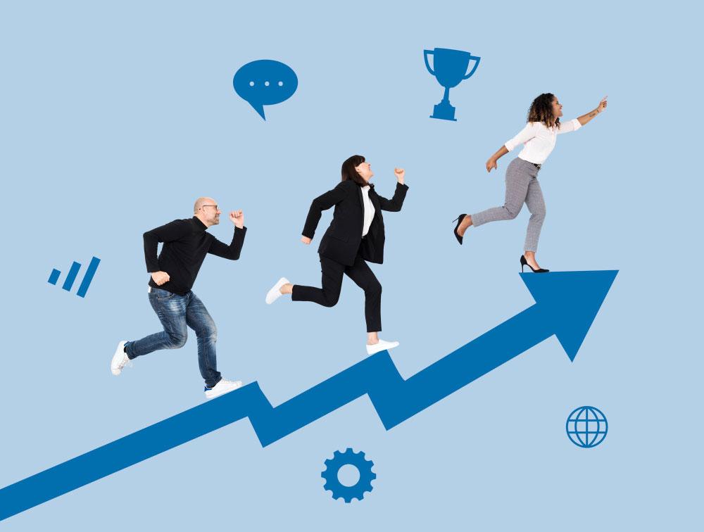 Un plan marketing en ligne réussi